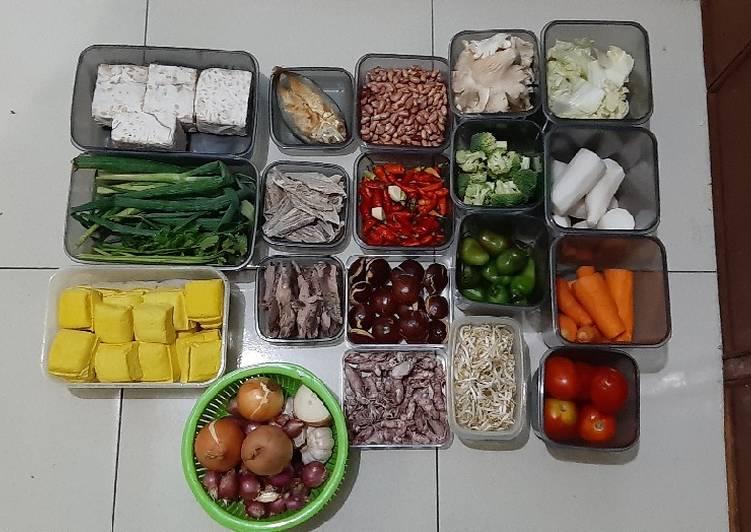 Resep: Food preparation yang bikin ketagihan