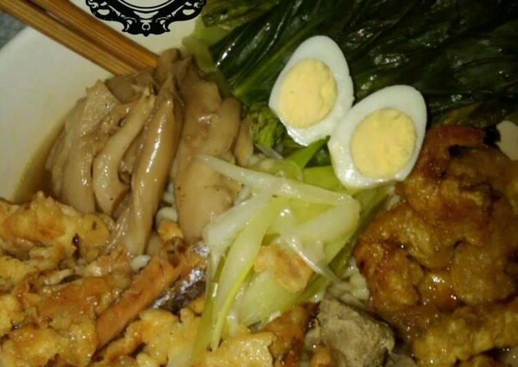 """Cara memasak """"Seafood Soba"""" #JejepanganHeula sedap"""