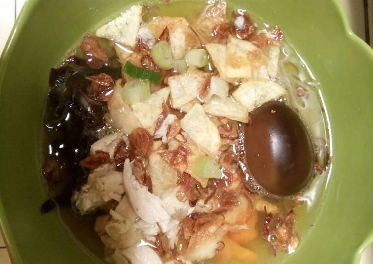 Cara Mudah memasak Timlo Solo yang menggugah selera