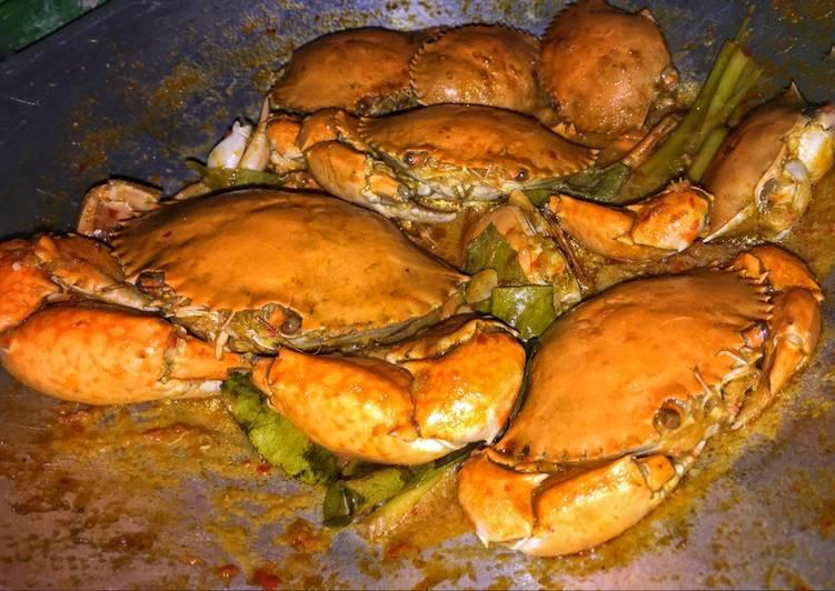 Kepiting Bumbu Rujak