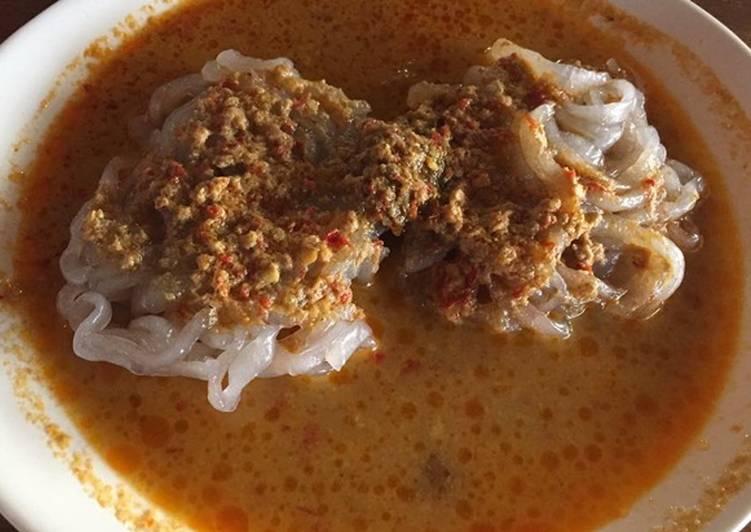 Resep Lakse, Kue Basah Terkenal dari Belitung