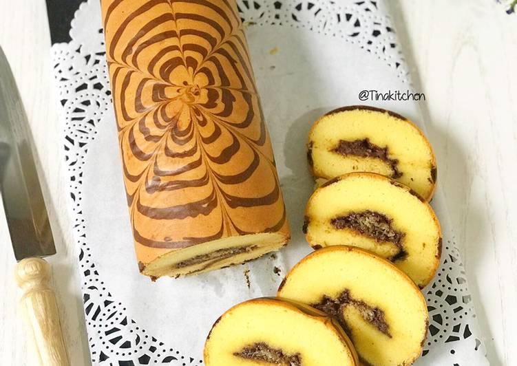 """""""Roll Cake"""" (Bolu Gulung)"""
