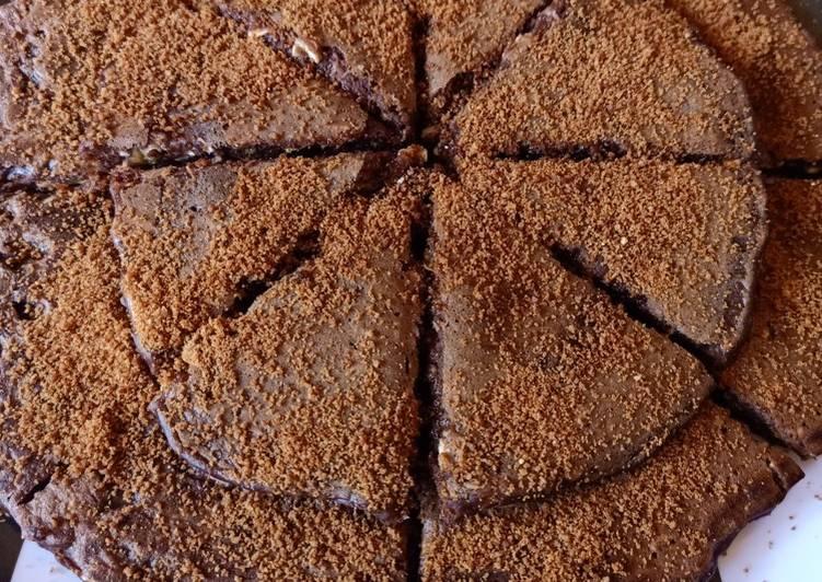 Resep: Lempeng coklat pisang oat palm sugar