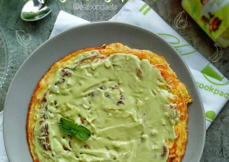 Cara Mudah memasak Lempeng Pisang Avocado ala resto