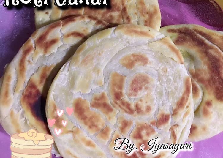 Cara Mudah memasak Roti Maryam / Canai takaran sendok #tantanganakhirtahun #masakditahunbaru ala resto