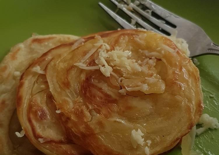 Resep: Roti Canai/Roti Maryam yang bikin ketagihan