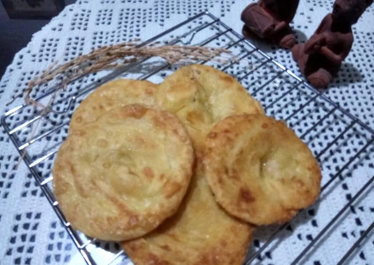 Resep: Roti Maryam atau Canai versi Goreng yang bikin ketagihan