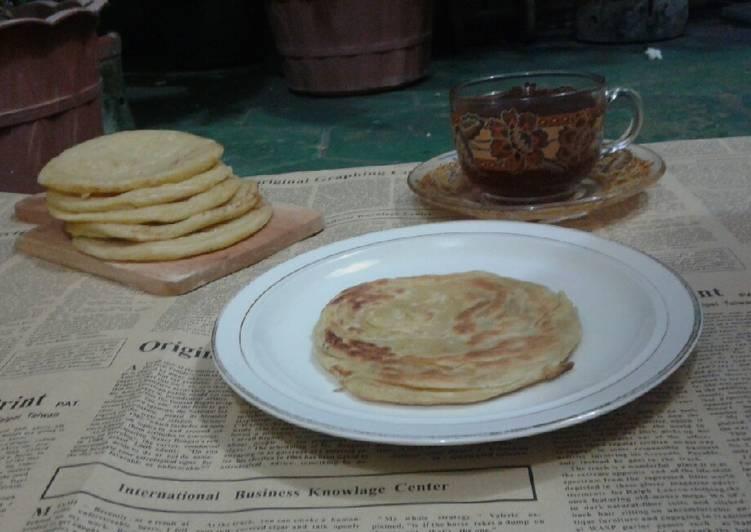 Roti Mariyam/Canai/Konde