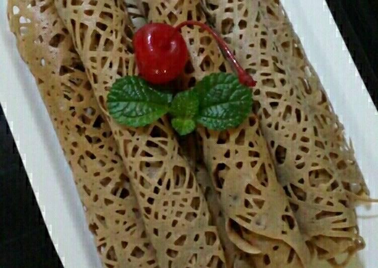 Roti Jala Milo