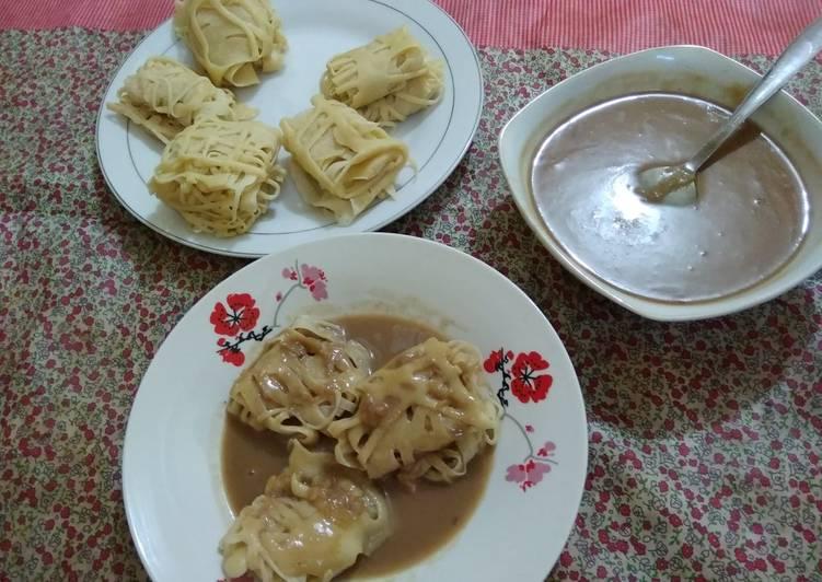 Resep: Roti Jala Lembut ala resto