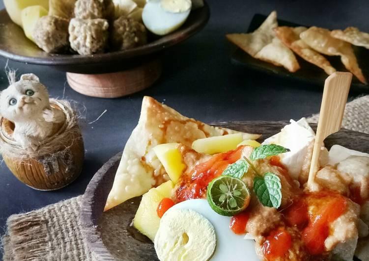 Cara memasak Siomay ikan salem yang bikin ketagihan