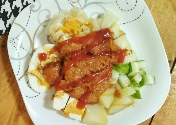 Resep: Siomay Ayam ala resto