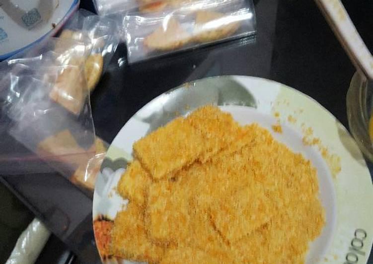 Resep memasak Chiken nuget mpasi 9m+ istimewa
