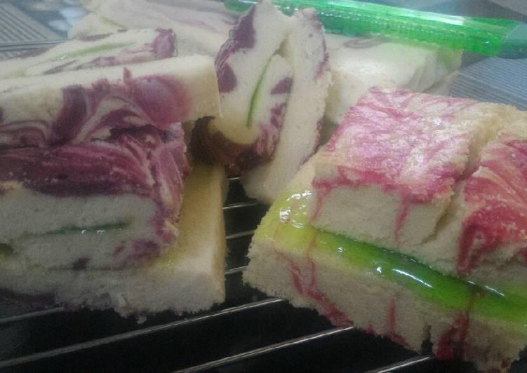 Resep mengolah Kue bolu gulung yang bikin ketagihan