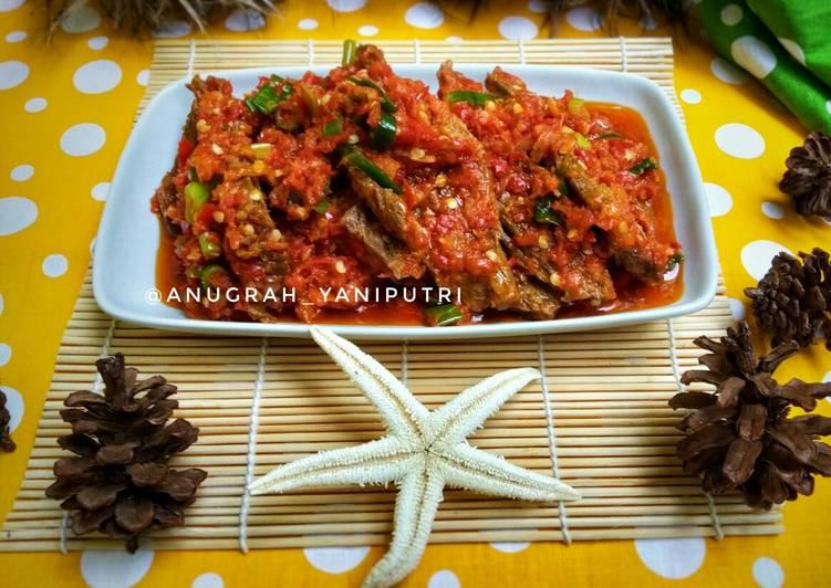 Resep memasak Dendeng lambok khas padang istimewa