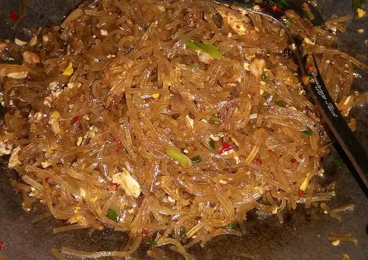 Resep: Mie sagu ala windy