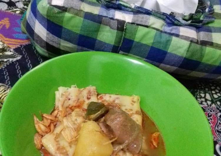 Resep memasak Roti jala #BikinRamadhanBerkesan #selasabisa lezat