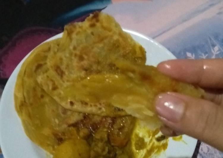 Resep: Resep roti canai/prata /maryam sedap
