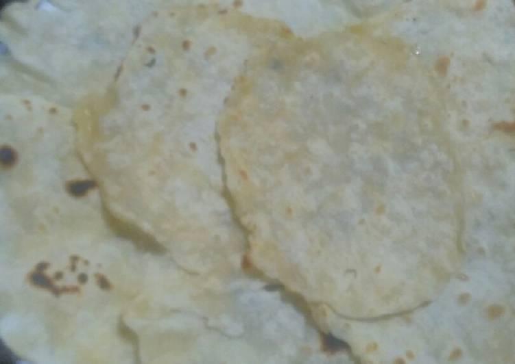 Resep: Roti prata ala aku yang bikin ketagihan