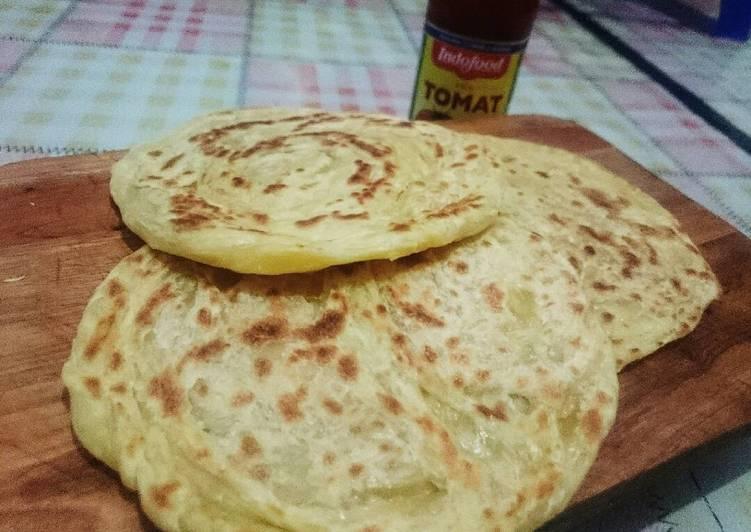 Resep: Roti Canai/Prata/Maryam yang bikin ketagihan