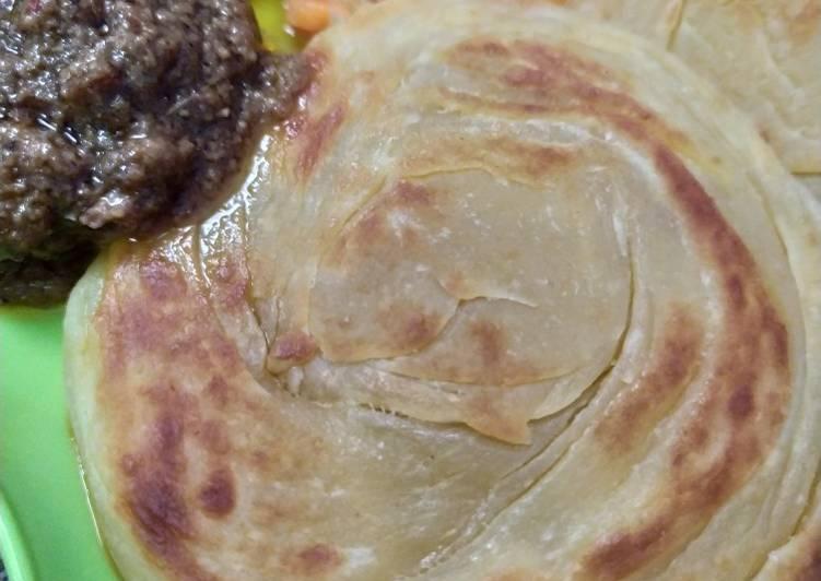 Resep memasak Roti canai enak