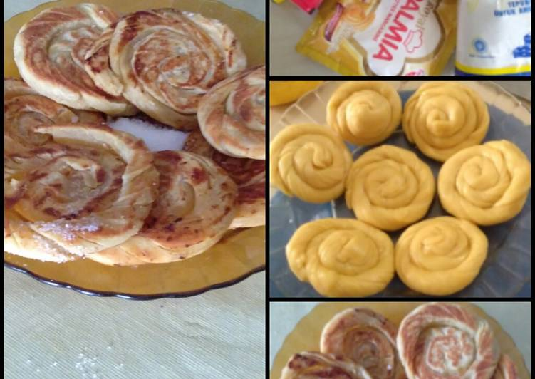 Resep: Roti Cane India ala resto