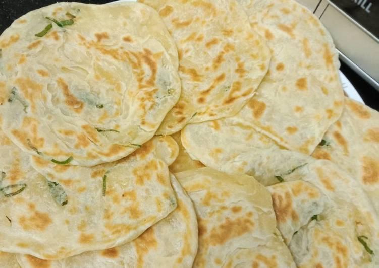 Paratta malabar / roti canai / roti maryam