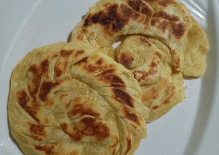 Roti maryam canai paratha