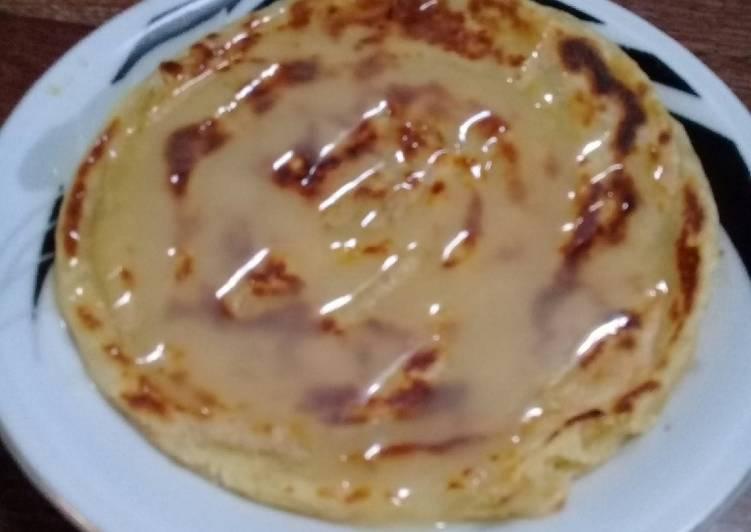 Cara mengolah Roti maryam / cane lezat