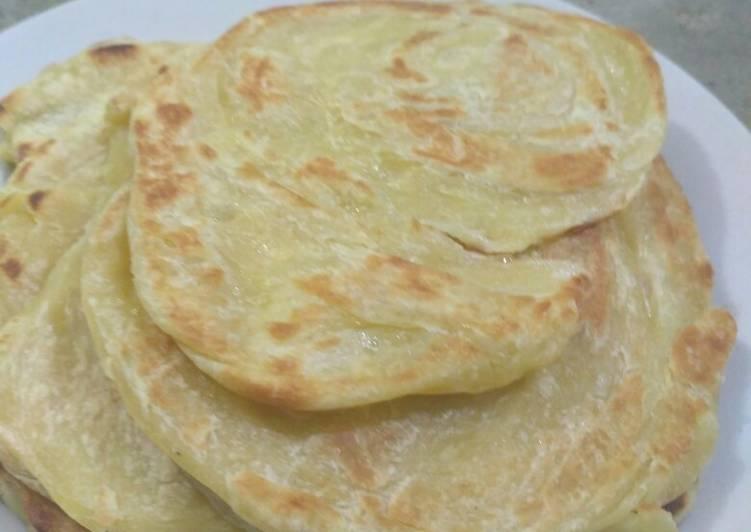 Resep: Roti cane yang menggugah selera