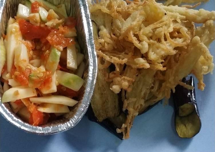 Resep: Sambal korek mangga enak