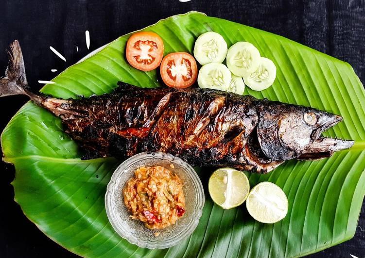 Ikan Bakar Sambel Terasi