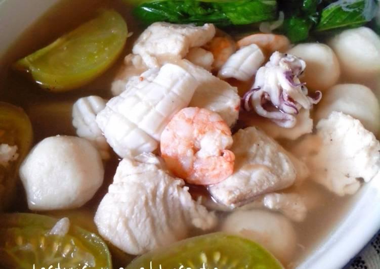 Sup Ikan Batam