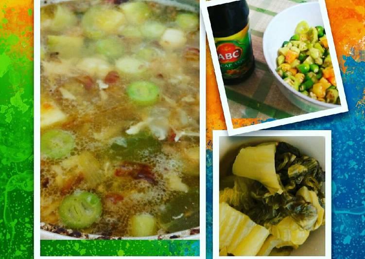 Resep: Sup ikan batam enak