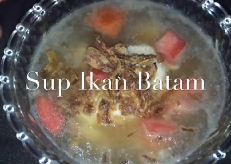 Sop Ikan Batam by @olinyolina
