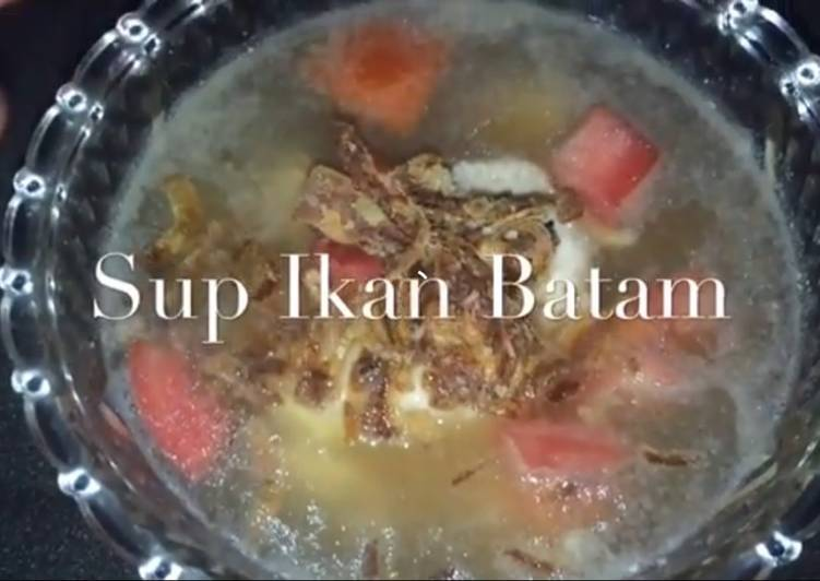 Resep: Sop Ikan Batam by @olinyolina yang bikin ketagihan