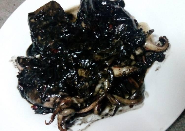 """CUMI masak Hitam.. Resep Ala"""" _YulieA'lik_"""