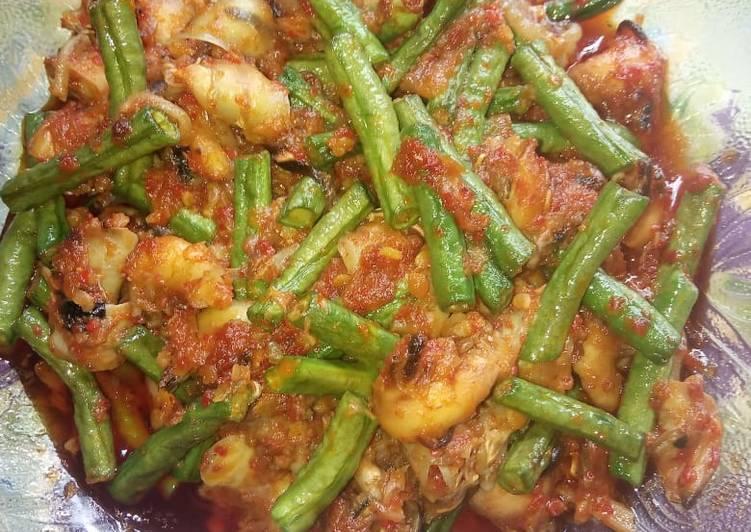 Resep mengolah Gonggong Extra Pedas yang menggugah selera