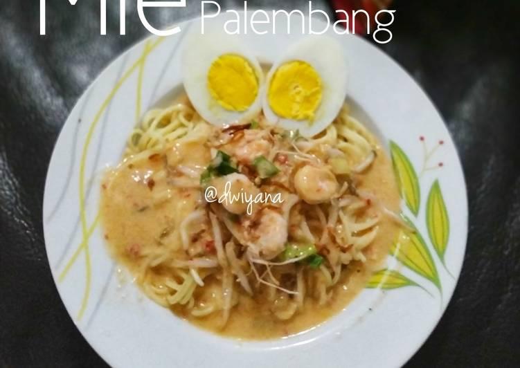 Mie Celor Palembang