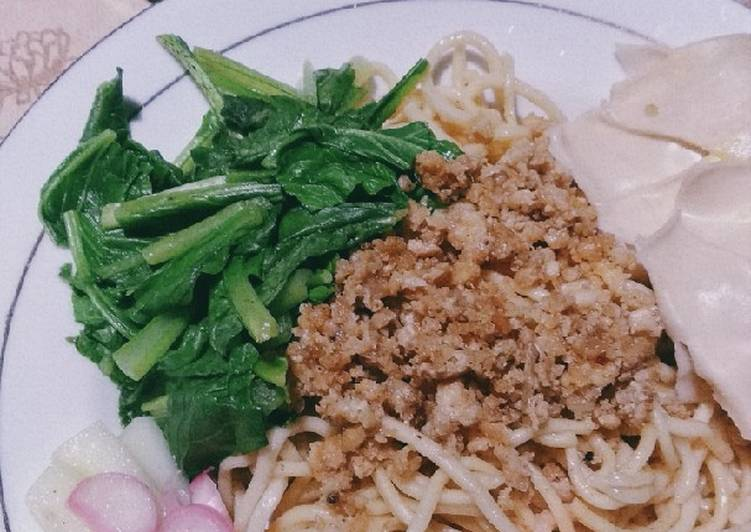 Mie Pangsit (Cwie Mie Malang)
