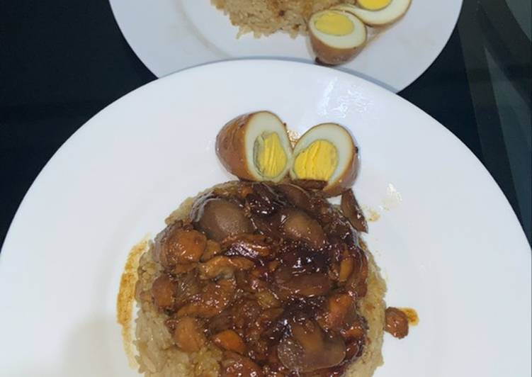 Nasi Tim Ayam Medan