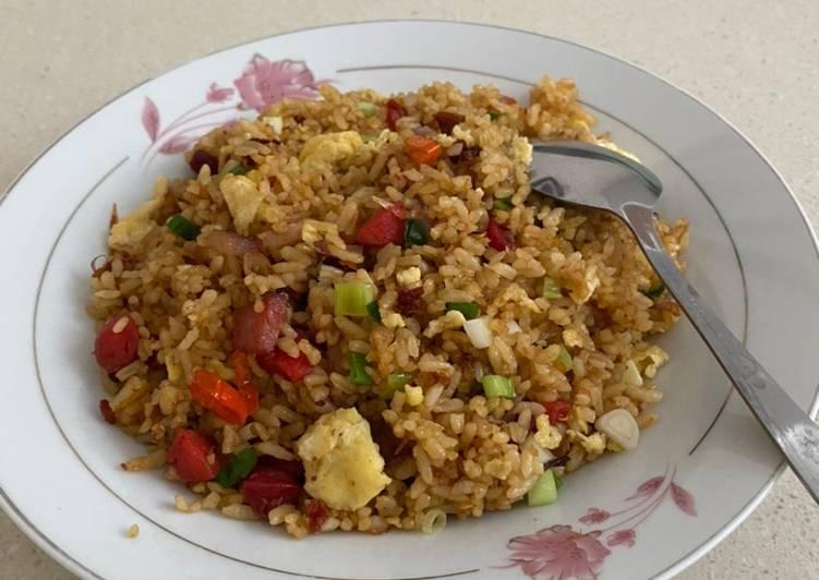 Nasi Goreng Aval