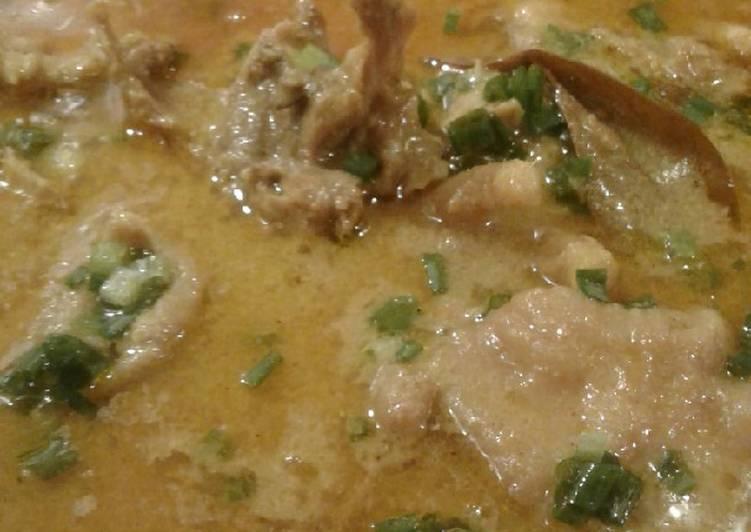 Cara mengolah Ayam masak tepung jagung/cipera yang menggugah selera