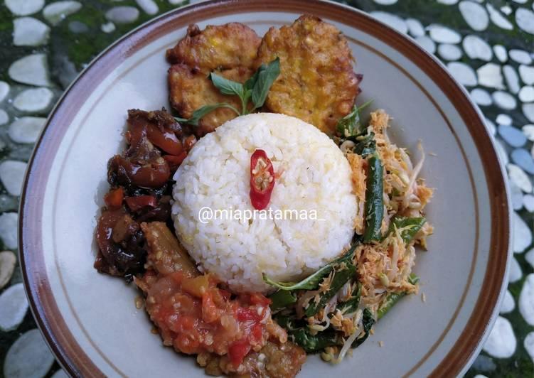 Resep: Nasi Jagung Magicom yang bikin ketagihan