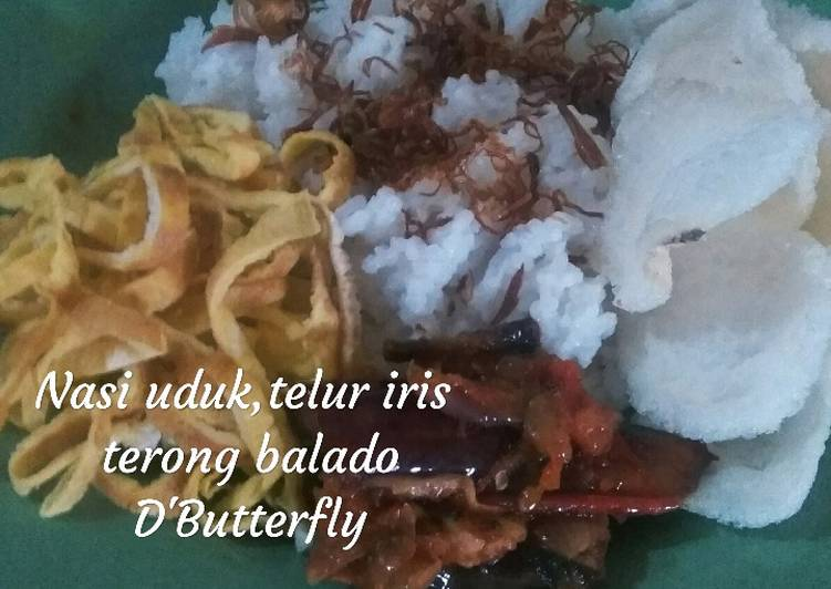 Resep: Nasi uduk simple ala resto