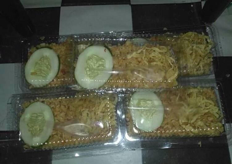 Cara Mudah mengolah Nasi goreng simple tanpa saos ala resto
