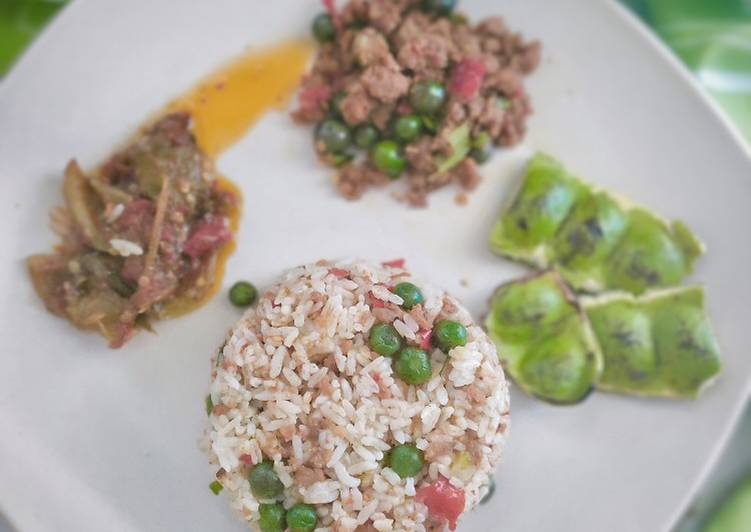 Nasi Tutug Oncom Leunca Part 2
