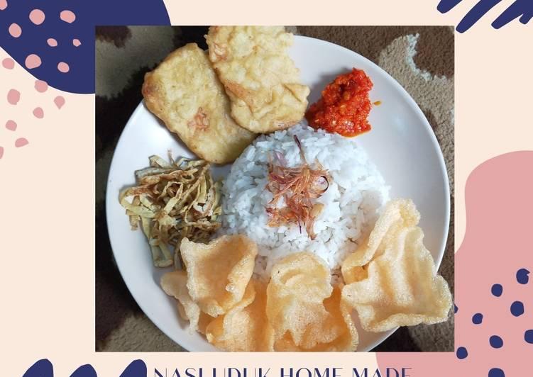 Resep: Nasi Uduk Home made lezat