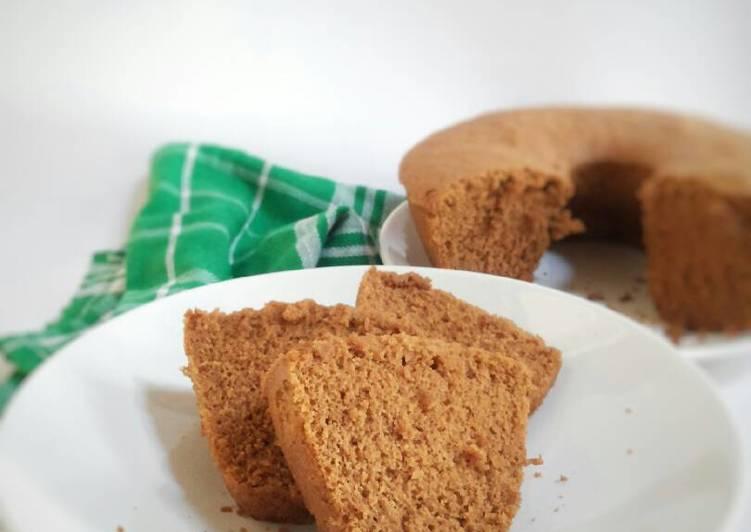 Cara Mudah mengolah Bolu tiwul lembut no gluten enak