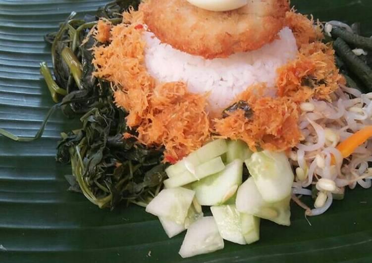 Resep memasak Sambal kelapa (sambel gudangan)